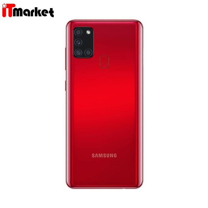 گوشی موبایل سامسونگ Samsung Galaxy A21S ظرفیت 64 / 128 گیگابایت رم 4