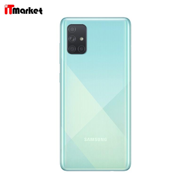 گوشی موبایل سامسونگ Samsung Galaxy A71 ظرفیت 128 گیگابایت رم 8 / 6 گیگابایت