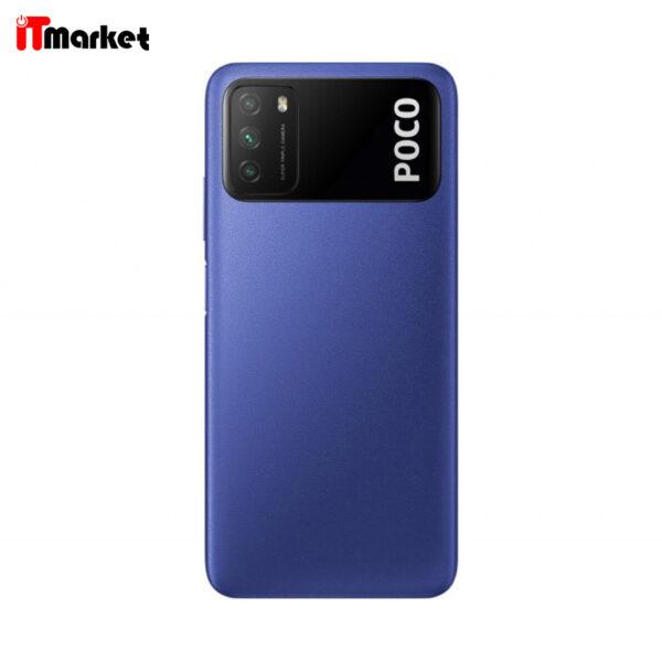 گوشی موبایل شیائومی Xiaomi Poco M3 ظرفیت 128 گیگابایت رم 4 گیگابایت