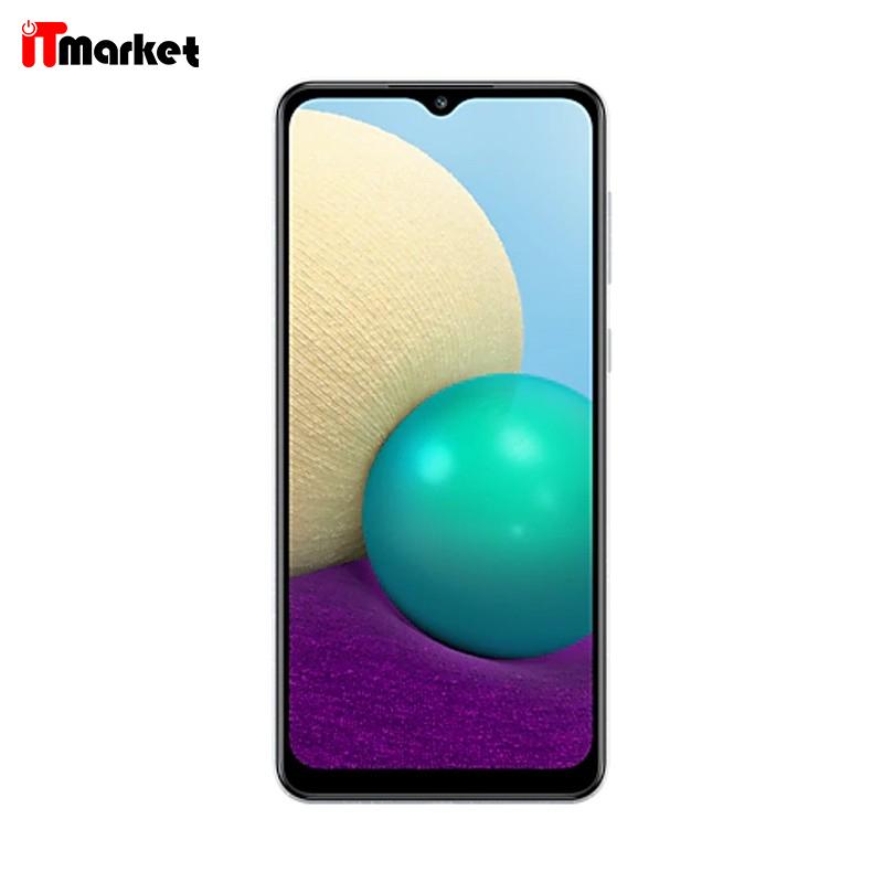 گوشی موبایل سامسونگ Samsung Galaxy A02 ظرفیت 64 گیگابایت رم 3 گیگابایت