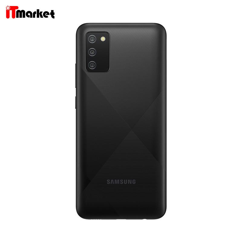 گوشی موبایل سامسونگ Samsung Galaxy A02s ظرفیت 64 گیگابایت رم 4 گیگابایت