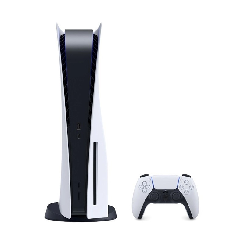 کنسول سونی Playstation 5 کد Region 2 CFI-1016A ظرفیت 825 گیگابایت