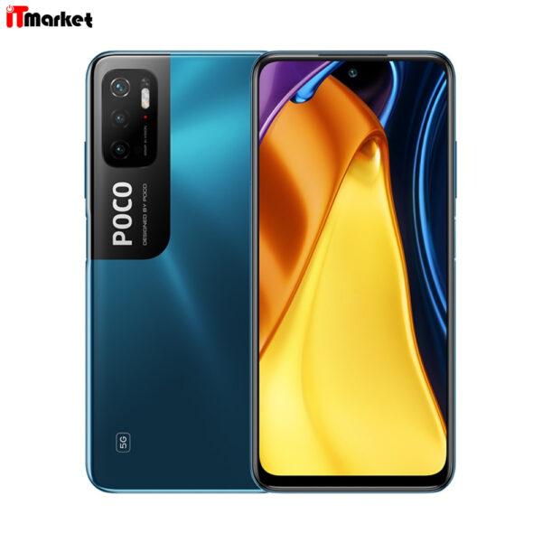 گوشی موبایل شیائومی Poco M3 Pro 5G ظرفیت 64 گیگابایت رم 4 گیگابایت