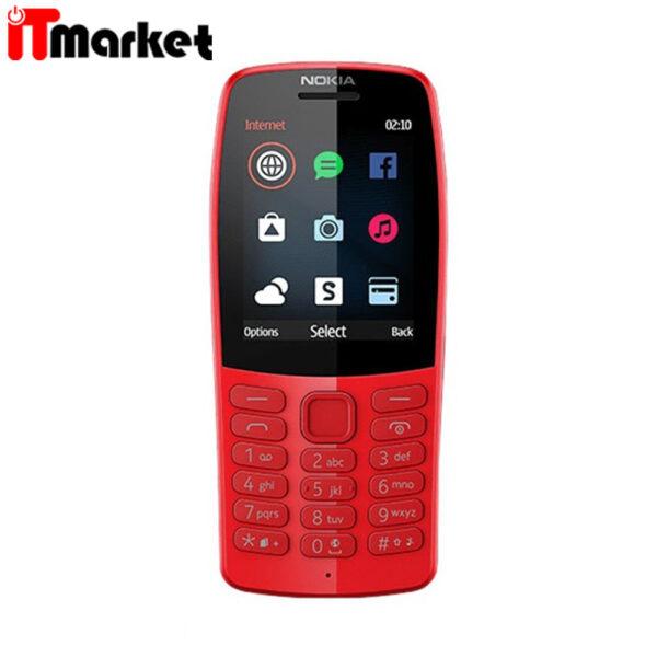 گوشی موبایل نوکیا مدل Nokia210 دو سیم کارت ظرفیت 16 مگابایت