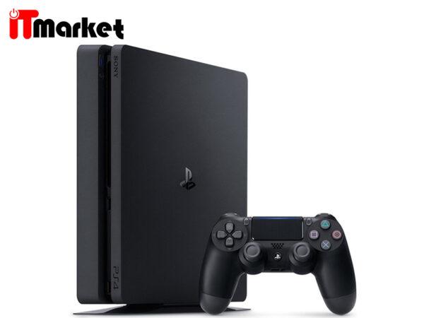کنسول بازی سونی مدل Playstation 4 Slim کد Region 2 CUH-2116A ظرفیت 500 گیگابایت