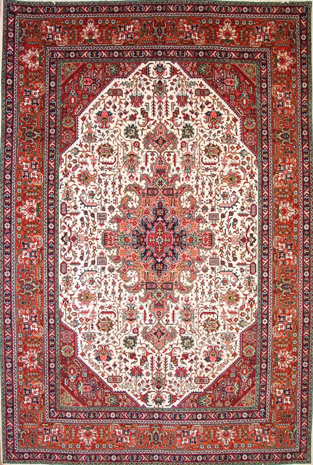 فرش دستبافت شش متری آذرشهر تبریز