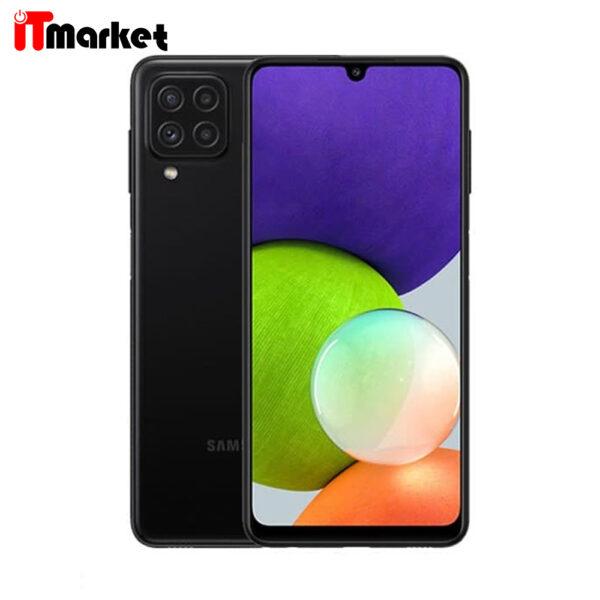 گوشی موبایل سامسونگ مدل Galaxy A22 دو سیم کارت ظرفیت 128/4 گیگابایت