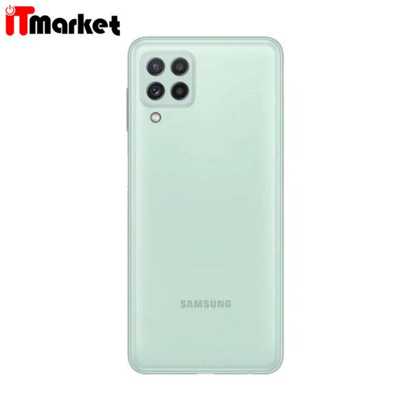 گوشی موبایل سامسونگ مدل Galaxy A22 دو سیم کارت ظرفیت 64/4 گیگابایت