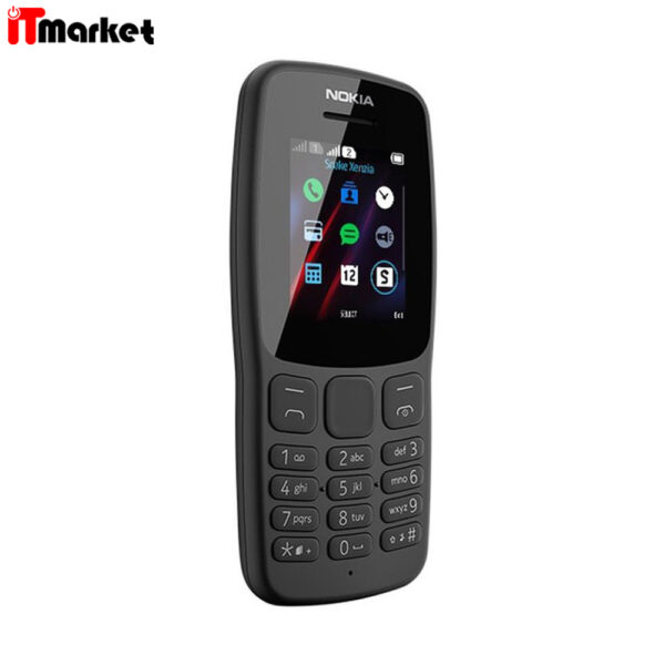گوشی موبایل نوکیا مدل (2019) Nokia 106 دو سیم کارت