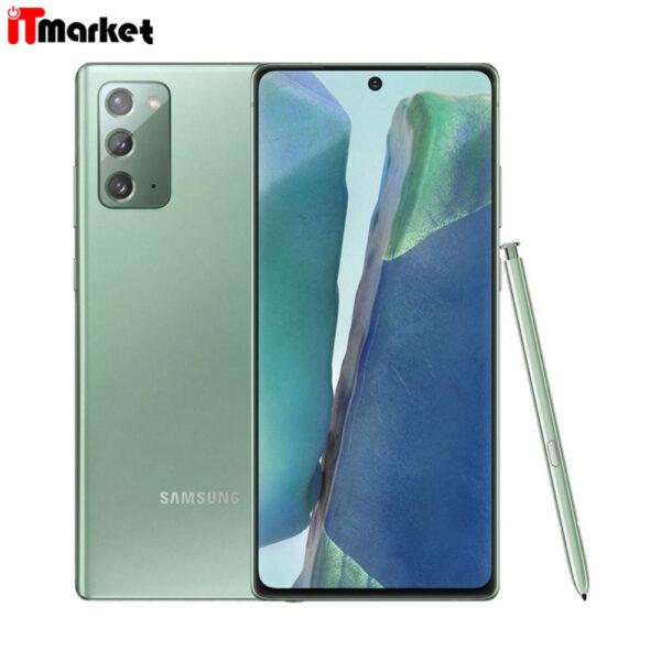 گوشی موبایل سامسونگ مدل Galaxy Note20 5G دو سیم کارت ظرفیت 256/8 گیگابایت