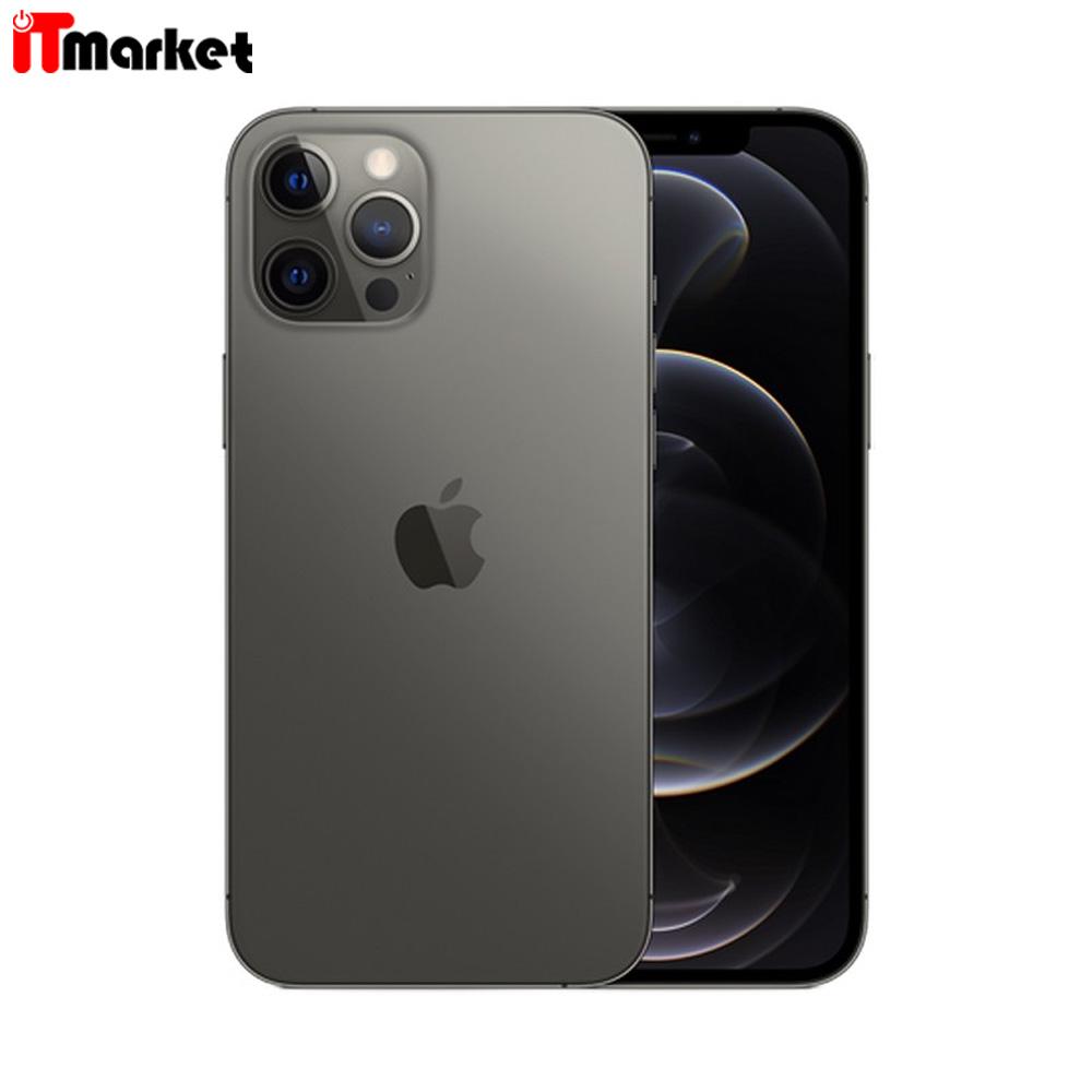 گوشی موبایل اپل مدل iPhone 12 Pro Max A2412-ZA/A دو سیم کارت ظرفیت 256/6 گیگابایت