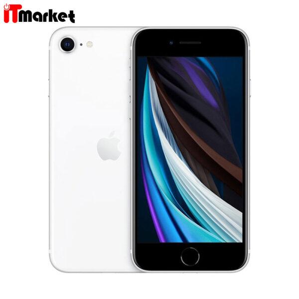گوشی موبایل اپل iPhone SE 2020 A2275-LLA تک سیم کارت ظرفیت 128/3 گیگابایت