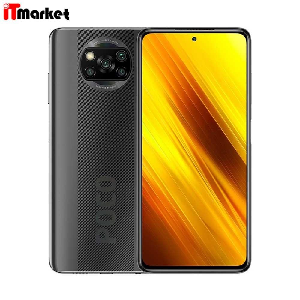 گوشی موبایل شیائومی مدل Poco X3 NFC دو سیم کارت ظرفیت 64/6 گیگابایت