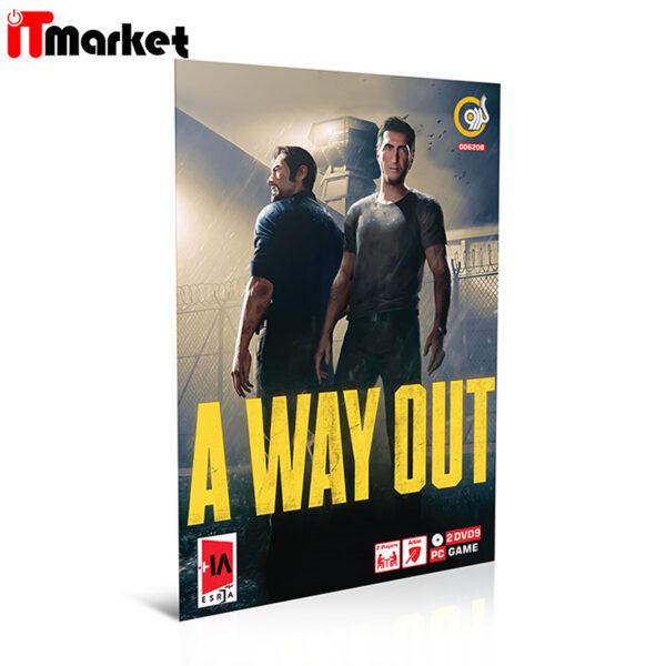 بازی کامپیوتری A Way Out Virayeshi PC