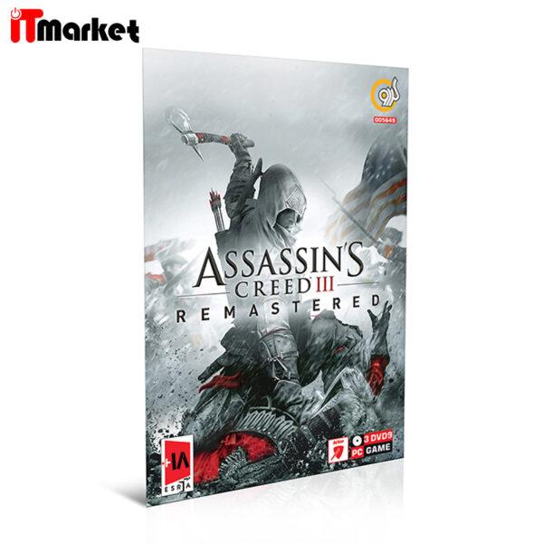 بازی کامپیوتری Assassin's Creed III Remastered