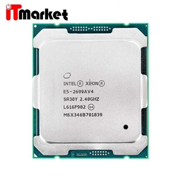 پردازنده مرکزی اینتل سری BRODWELL مدل E5-2699V4