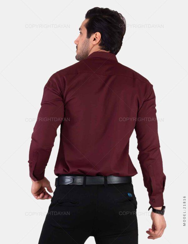 پیراهن مردانه Zima مدل 21816