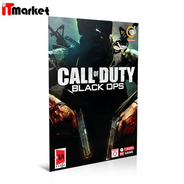 بازی کامپیوتری CALL OF DUTY : BLACK OPS
