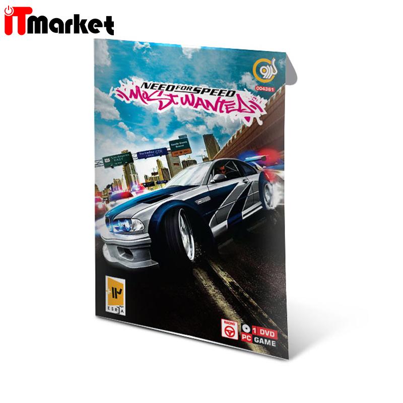 بازی کامپیوتری Need for Speed : Most Wanted