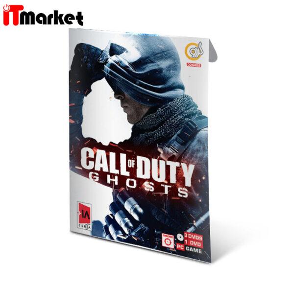 بازی کامپیوتری CALL OF DUTY : GHOSTS