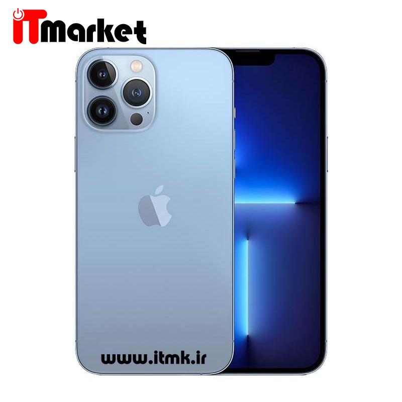گوشی موبایل اپل مدل iPhone 13 Pro Max ZA/A Not Active دو سیم کارت ظرفیت 256/6 گیگابایت