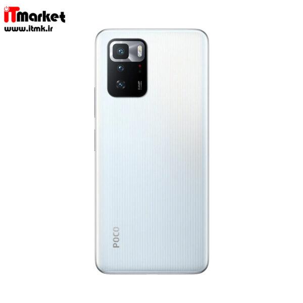 گوشی موبایل شیائومی مدل Poco X3 GT دو سیم کارت ظرفیت 256/8 گیگابایت