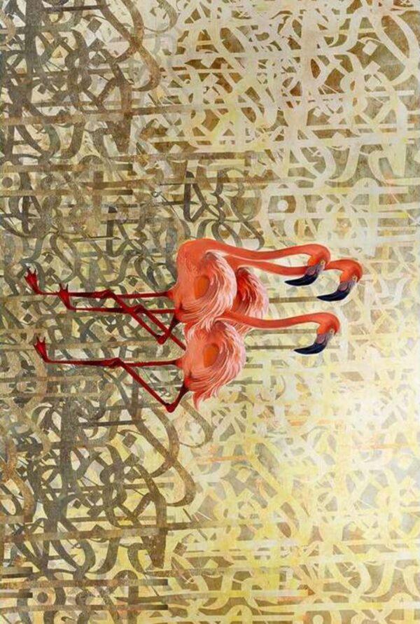 فرش ماشینی 1000 شانه فانتزی چاپی کاشان - کد 1230