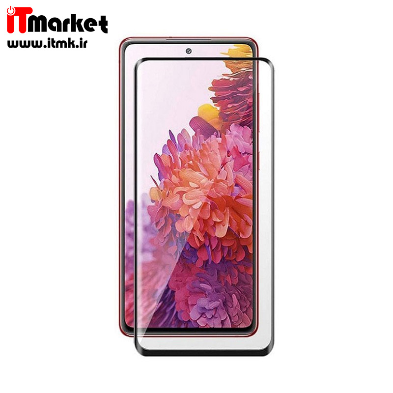 گلس تمام صفحه سرامیکی مناسب برای گوشی موبایل Samsung Galaxy S20 FE